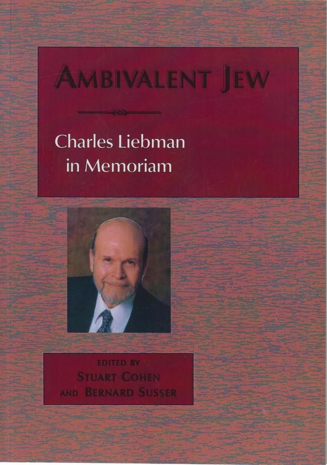 Ambivalent Jew / S. Cohen and B. Susser (eds.)
