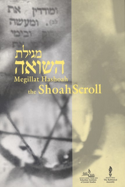 Megillat Hashoah, The Shoah Scroll / Avigdor Shinan -English